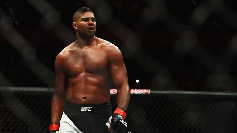 Overeem rediscovered his roots by returning to kickboxing
