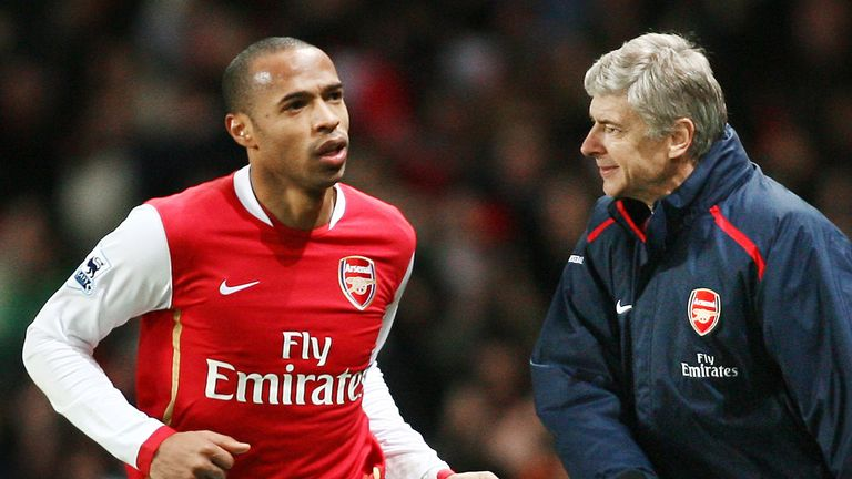 Is Thierry Henry the best signing made by Arsene Wenger?