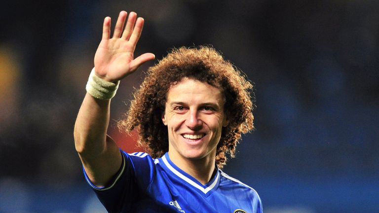 Luiz left Chelsea two years ago for a world-record fee for a defender