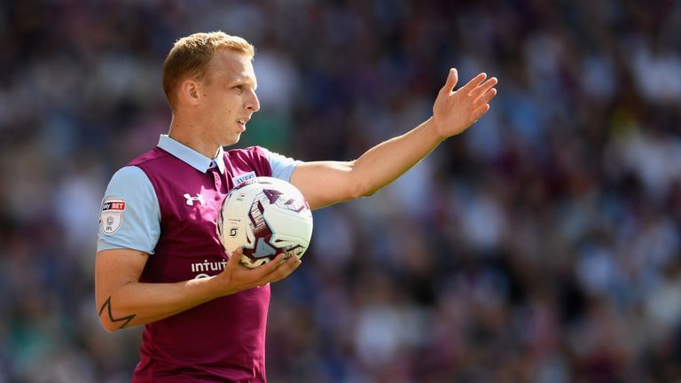 Ritchie De Laet joined Aston Villa from Leicester in an undisclosed deal earlier this summer