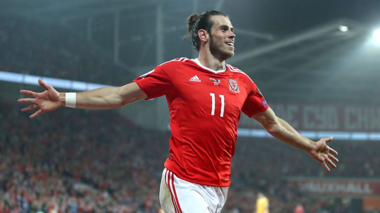 Gareth Bale will again be Wales' key player