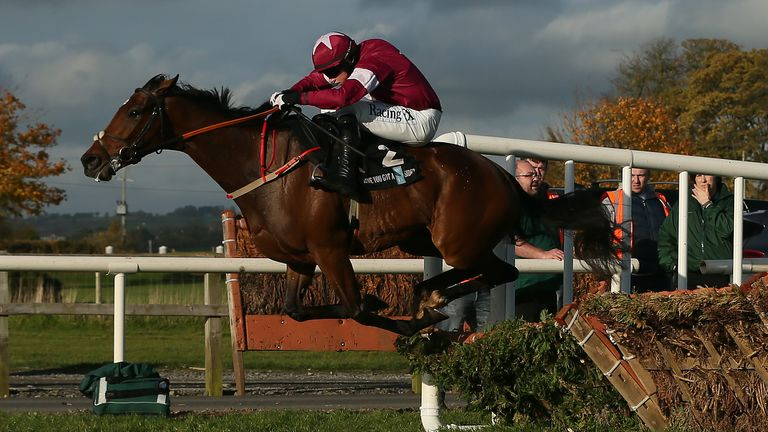 Identity Thief is another Irish raider coming back to hurdles