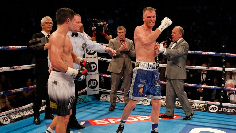 Jack Arnfield will be seeking another big-name win after defeating John Ryder