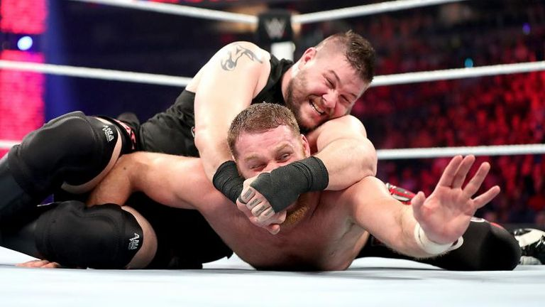 Owens and Sami Zayn honed their craft on the independent scene