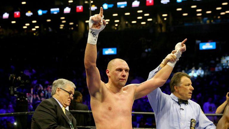 Krzysztof Glowacki will defend his WBO cruiserweight title live on Sky Sports