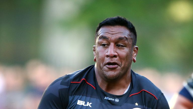 Mako Vunipola is keen to prove himself the best loosehead in England