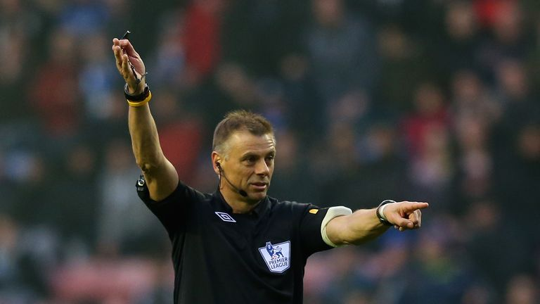 Mark Halsey claims he was told to say he had not seen incidents