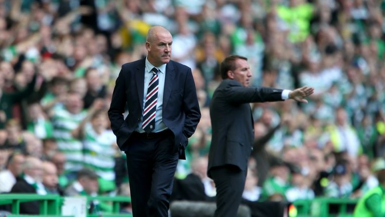The points gap between Rangers and Celtic proved costly for Warburton, says Smith