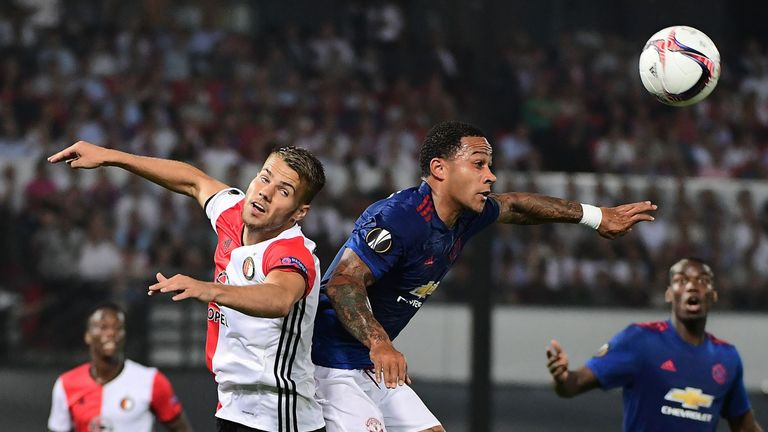 Memphis Depay failed to impress after coming off the bench