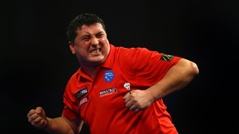 Mensur Suljovic has enjoyed a consistent and successful season but has a tough first round draw