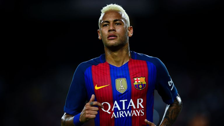 Neymar has scored 55 goals in 83 La Liga appearances for Barcelona