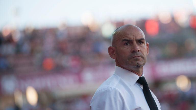 Paco Jemez has been relieved of his duties as Granada manager after three months in charge.