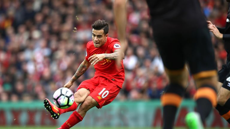 Philippe Coutinho has been excellent for Liverpool