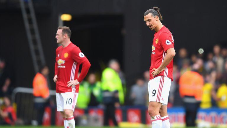 Is Wayne Rooney's role behind  Zlatan Ibrahimovic working?
