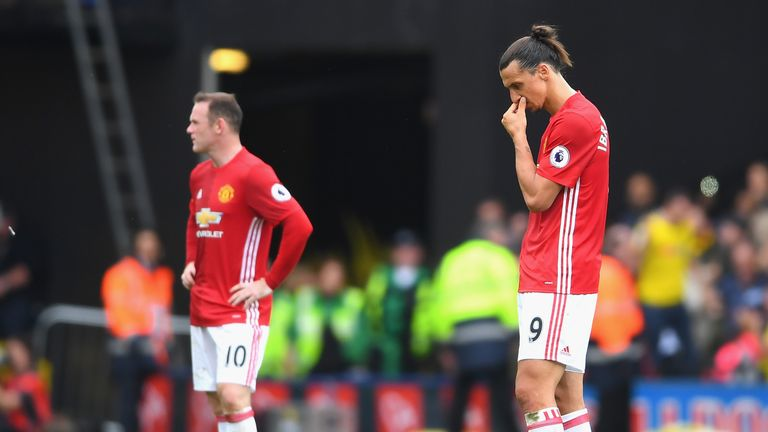 United were left frustrated at Vicarage Road