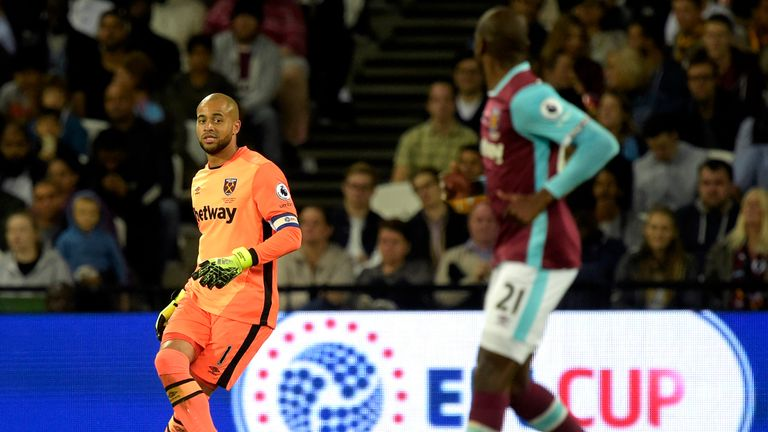 West Ham will investigate the claims surrounding Randolph and Carroll