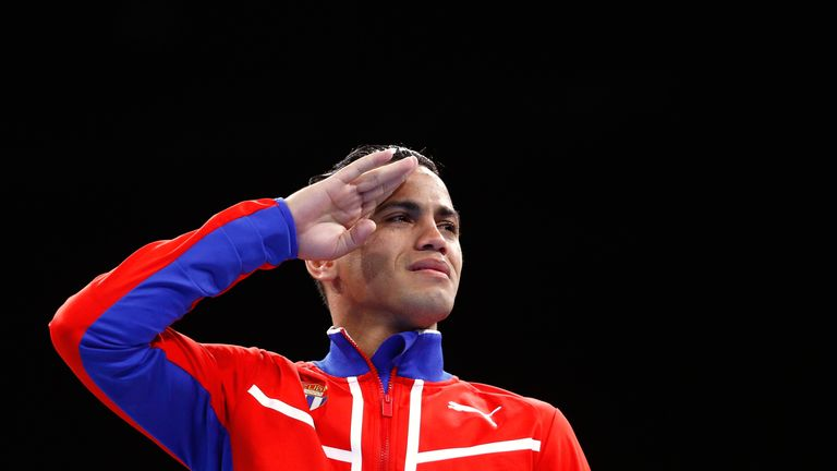Robeisy Ramirez may stay amateur and go for a third successive gold in Tokyo