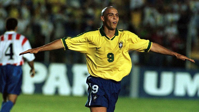 Ronaldo was Zlatan Ibrahimovic's hero