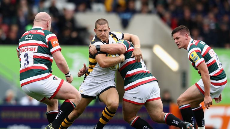 Jimmy Gopperth has scored 34 points in the opening two Aviva Premiership rounds