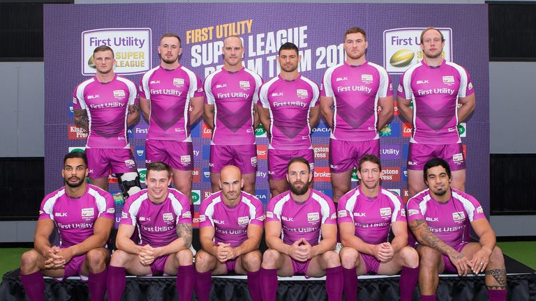 The 2016 First Utility Super League Dream Team
