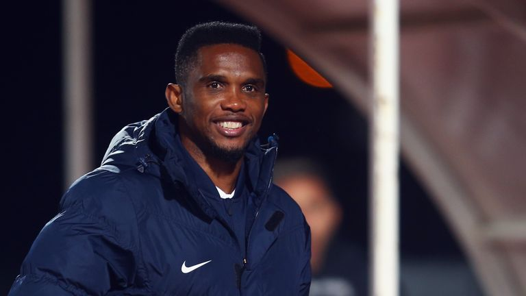 Antalyaspor are more keen to keep captain Samuel Eto'o