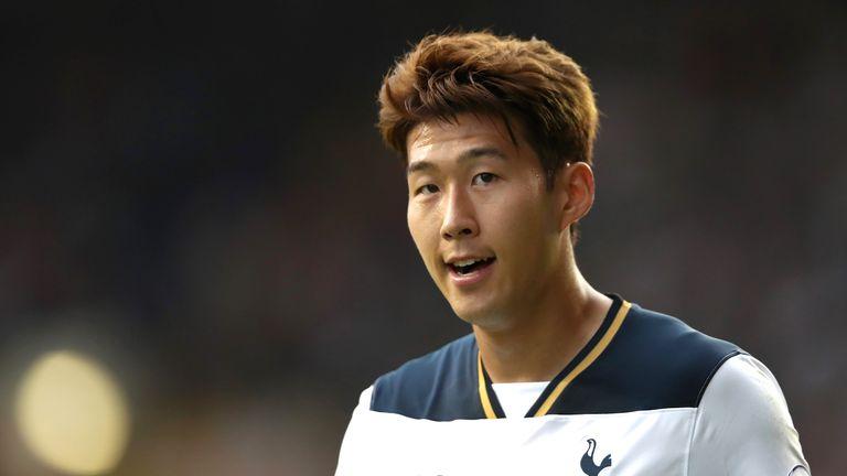 Tottenham forward Son Heung-min produced a brilliant performance against Sunderland on Super Sunday