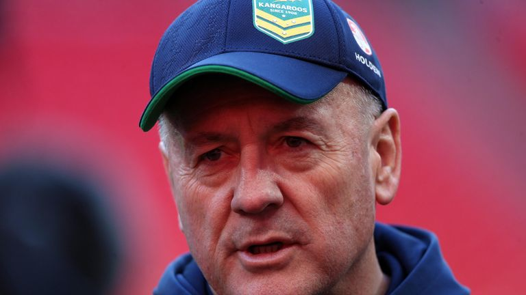 Tim Sheens left Salford to take over at Hull KR
