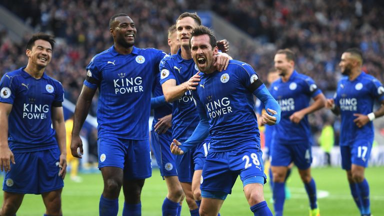Champions Leicester are averaging more possession but are in the bottom half of the table after 10 games