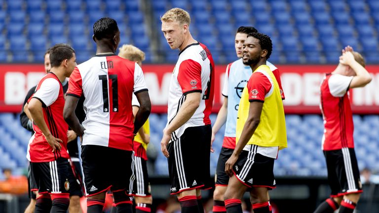 Dutch sides such as Feyenoord travel to Spain for winter training camps
