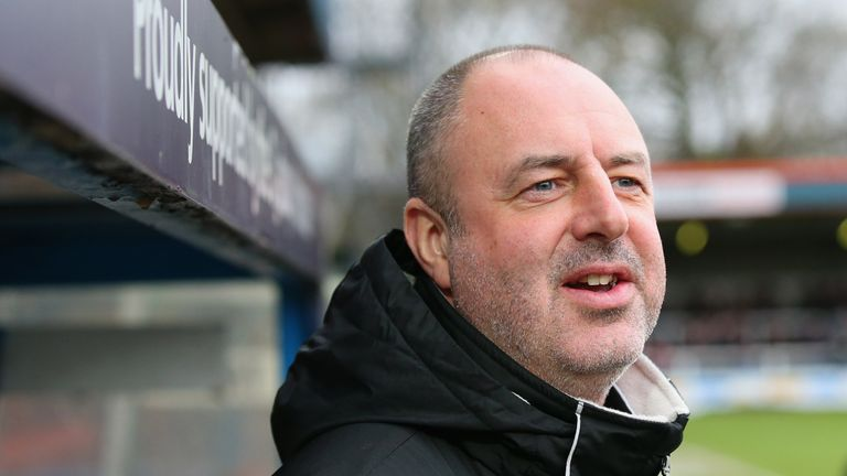 Keith Hill: Rochdale manager could make changes