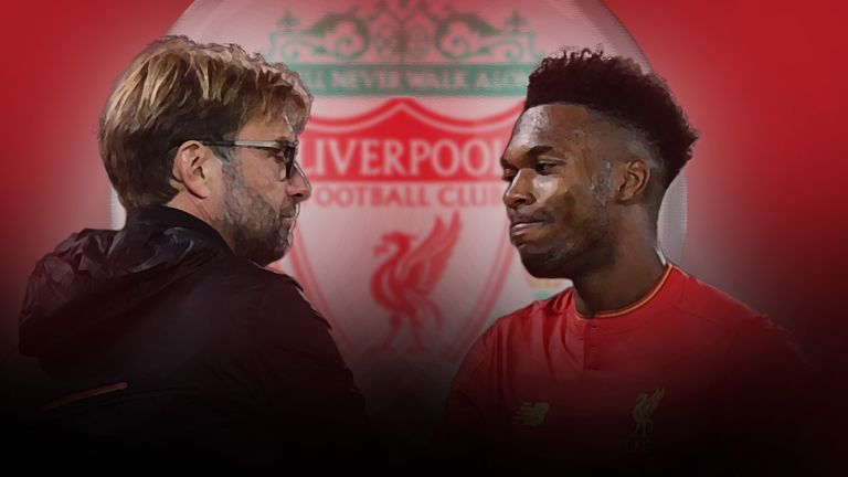 Klopp is trying to find a role for Daniel Sturridge but is he a natural fit?