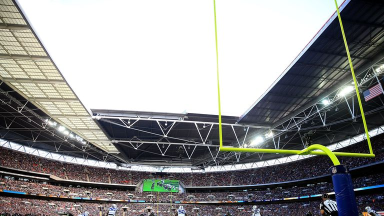 Tottenham's clash with City will be played 24 hours after NFL game at Wembley