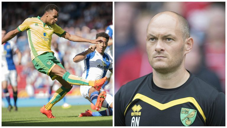 Norwich pair Jacob Murphy and Alex Neil are up for awards