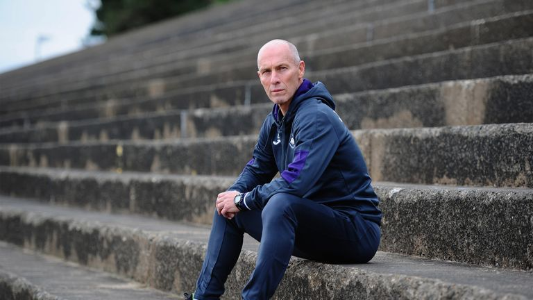 Bradley became the first American to manage a Premier League club