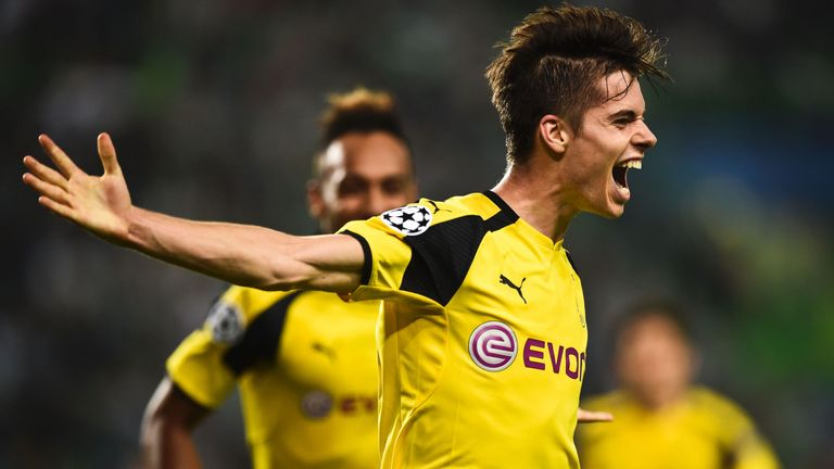 Julian Weigl was linked with a move to PSG last summer