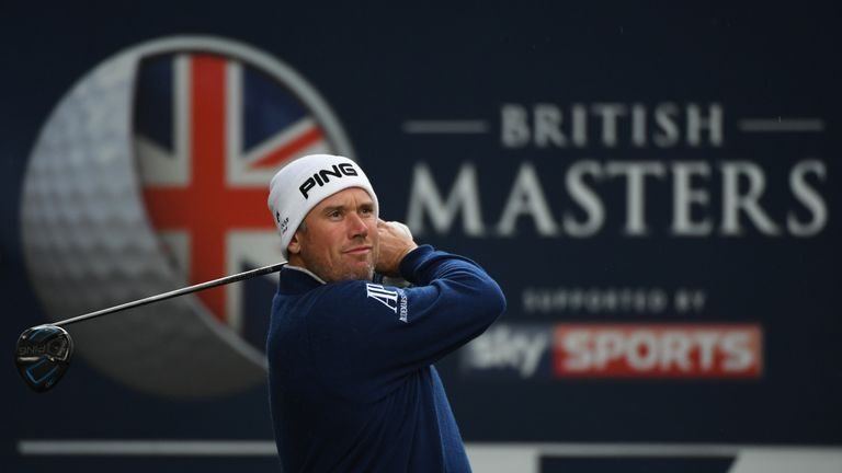 Lee Westwood will host the 2017 British Masters at Close House