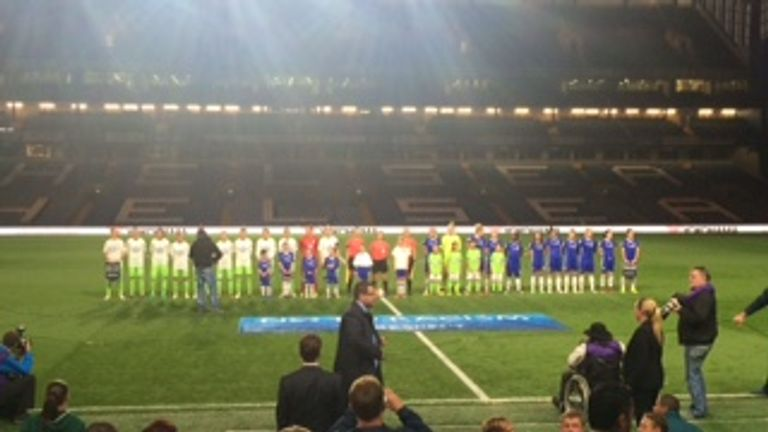 Chelsea Ladies took centre stage at Stamford Bridge on Wednesday