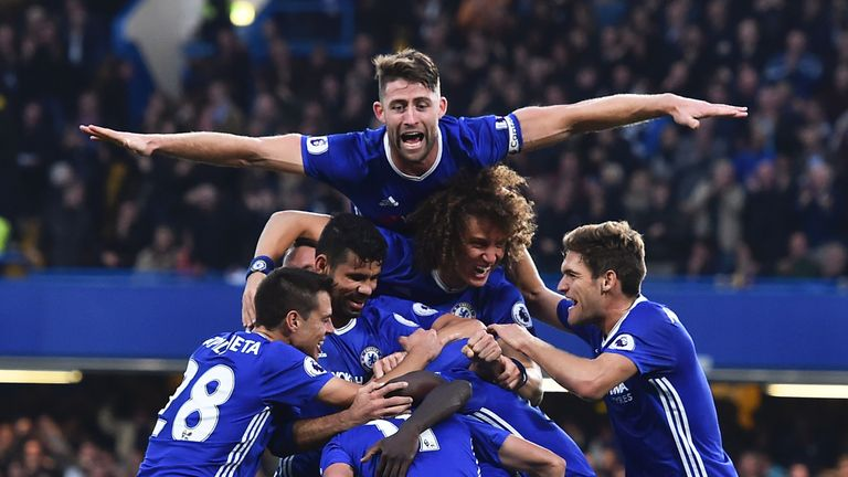 Chelsea are starting to hit form