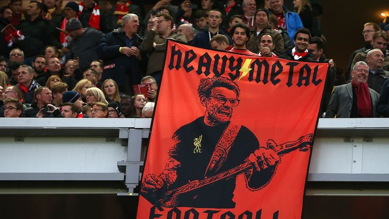 Jurgen Klopp has brought positivity to Anfield