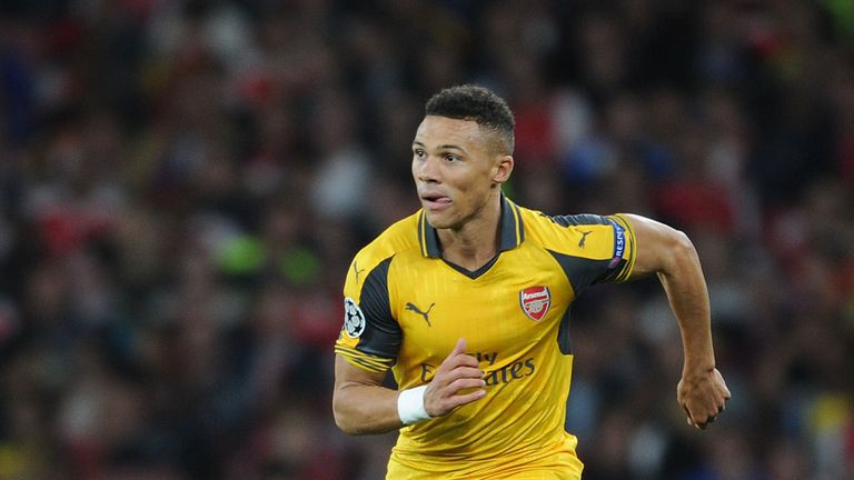 Gibbs will be in the England squad for the trip to Slovenia
