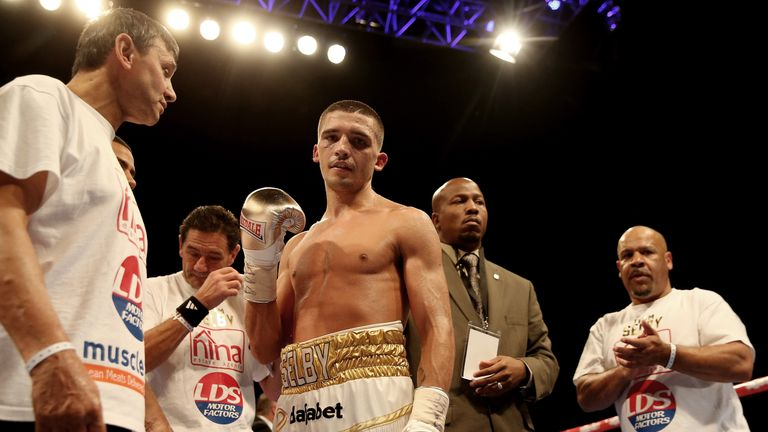 IBF champion Lee Selby is among the possible future opponents for Frampton
