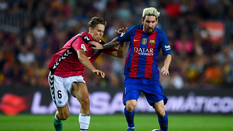 Barcelona face Alaves in the Copa del Rey final on Saturday, live on Sky Sports 2