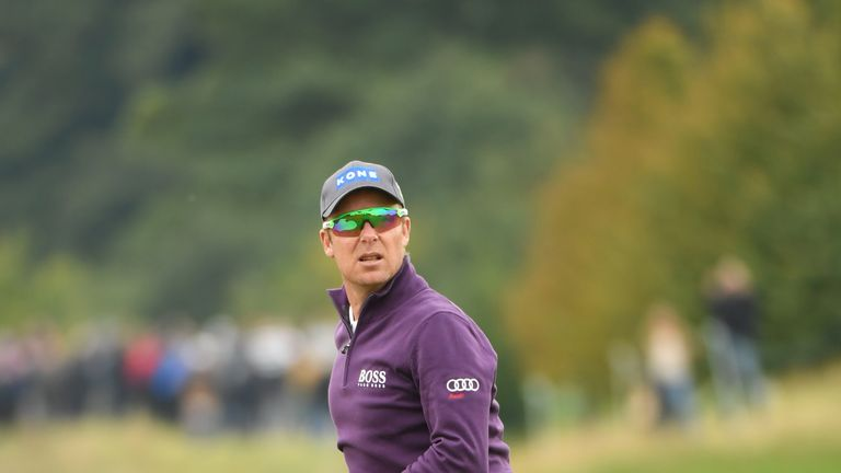 Ilonen won five times on the European Tour