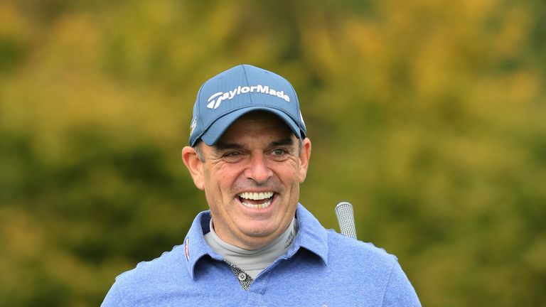 Paul McGinley will be part of Sky Sports' commentary team at Augusta