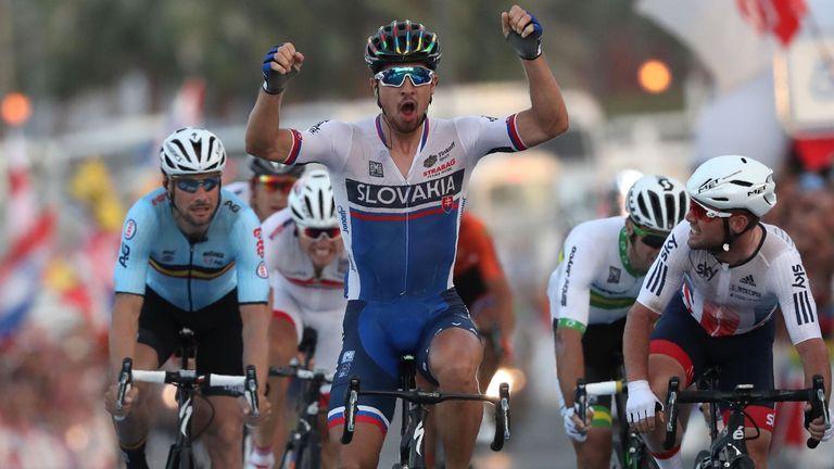 World champion Peter Sagan will move from Tinkoff to Bora-Hansgrohe