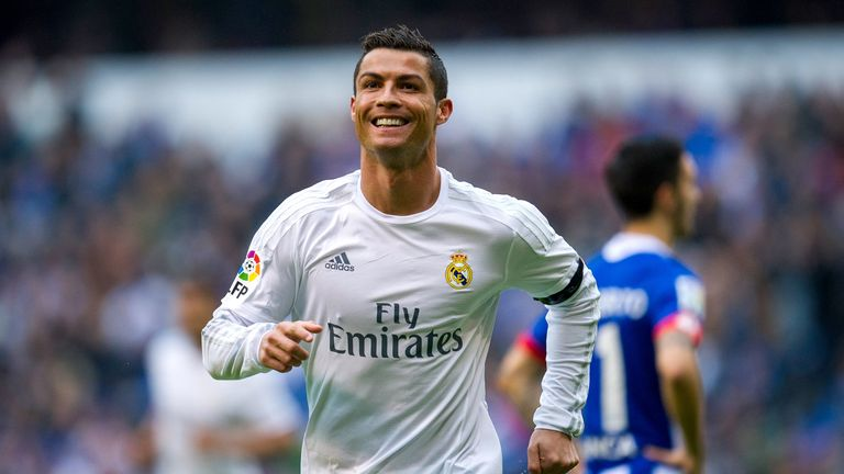 Cristiano Ronaldo is reportedly set for a new bumper contract