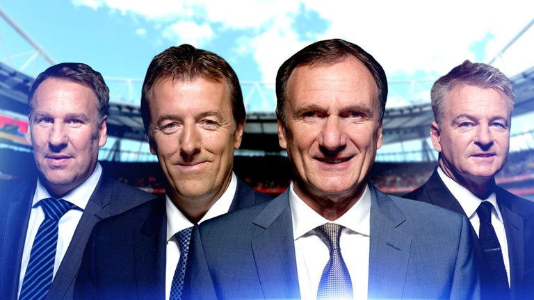Soccer Saturday pundits Paul Merson, Matt Le Tissier, Phil Thompson and Charlie Nicholas have their say