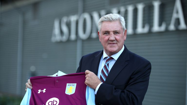 Steve Bruce insists there is a clean slate for Agbonlahor