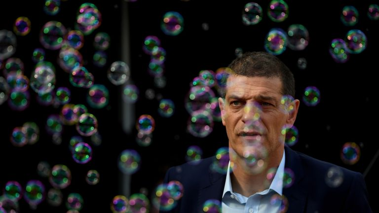 Slaven Bilic's West Ham side have now won just one of their first seven league games this season