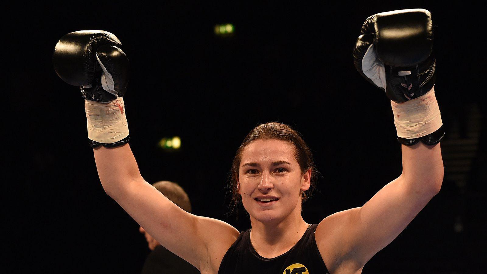 Haye vs Bellew: Katie Taylor primed for 'incredible ...